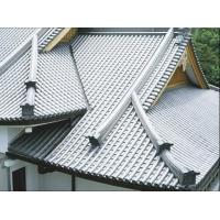 日本进口 屋面瓦 进口瓦 平板瓦 S瓦 小筒瓦 波形瓦 寺庙