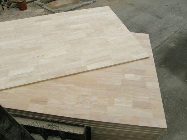 橡胶木指节板、机拼板批发