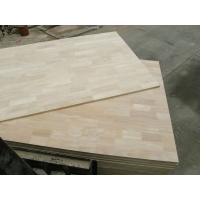 橡膠木指節板、機拼板批發