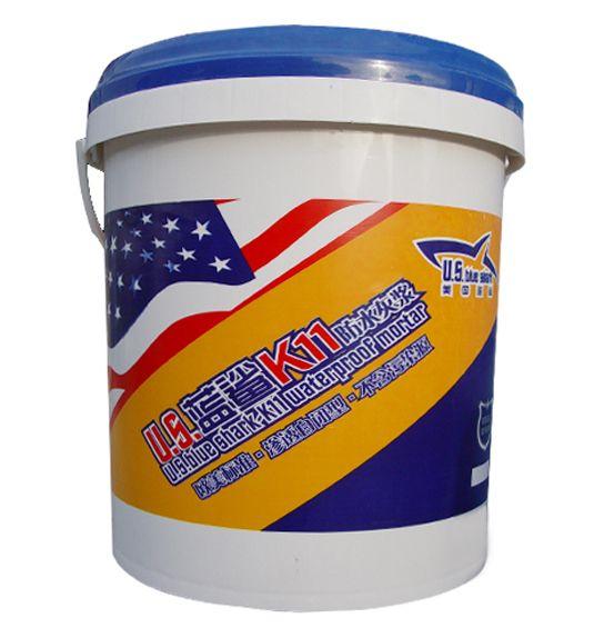 美国蓝鲨--K11防水灰浆