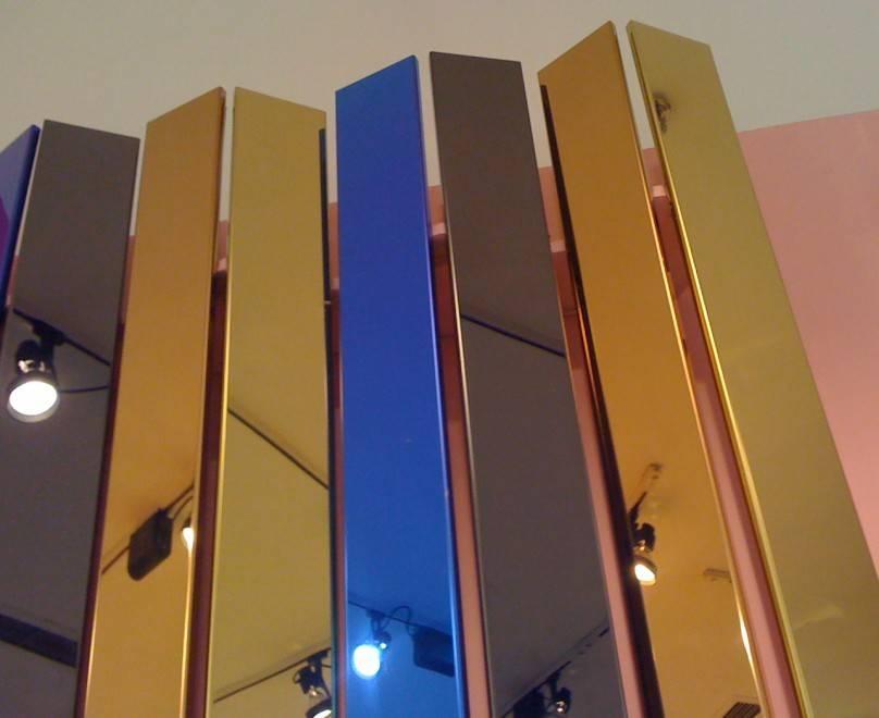 高品质彩色不锈钢板,不锈钢镜面装饰板