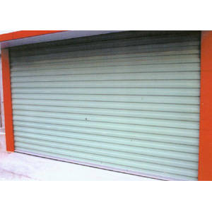 南京联润铁艺装饰工程公司-大门系列-不锈钢门窗-澳式消声门