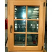 南京木包铝门窗-南京荣美门窗-1