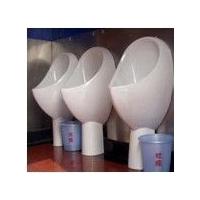卫生间免冲水型小便斗、环保免冲水小便器、站立式小便器
