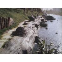 假山奇石,塑榕树