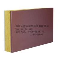 TDD铝板保温装饰一体板