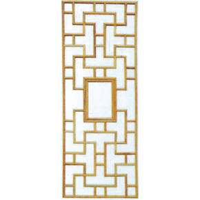 南京复古轩木雕-花窗-089