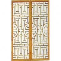 南京复古轩木雕-花窗-104
