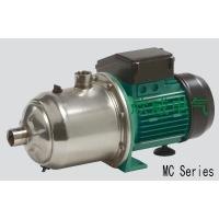 德国WILO威乐不锈钢自吸增压水泵MC系列自吸泵
