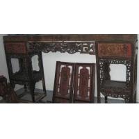 供应古典家私 古典木雕桌台