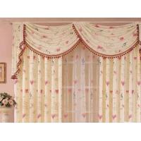 欧式窗帘,窗帘布艺,工程帘