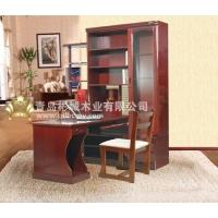 书房家具|陕西西安彬城实木家具