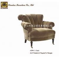 奥兰顿生产软体酒店沙发家具,别墅家具和样板房家具工厂