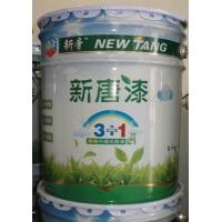 新唐3+1内墙乳胶漆产品说明