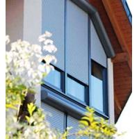 铝合金防风节能卷帘窗
