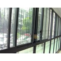 武汉高档气密窗,封阳台必选窗型