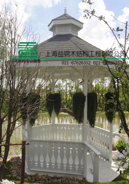 户外木结构产品有木屋,售卖亭,阳光房,木桥, 木制凉亭, 花架, 步道