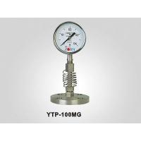 山西太原仪器仪表ytp-100全塑隔膜压力表西安仪器仪表批发