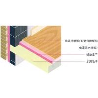 恒春保温隔热材料-地面楼板保温系统