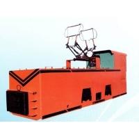 6吨窄轨架线式工矿电机车