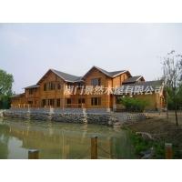 中国木屋会所设计图,设计施工 厦门景然木屋有限公司