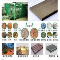 热压生产木塑建筑模板设备-青岛国森
