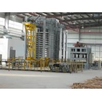 青岛国森热压生产重组竹木成套设备