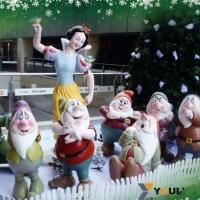 供应卡通雕塑 玻璃钢雕塑 树脂雕塑 动漫卡通雕塑