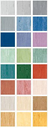 英国保丽同质透心塑胶地板--Polyflor xlpu系列