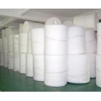 厂家大量供应epe珍珠棉卷,复膜珍珠棉卷,气泡膜