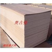 CARB P2贴木质面皮多层板,E0桦木/松木/奥古曼家具板