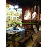 船木家具-餐台组合