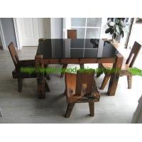 船木家具-餐桌椅