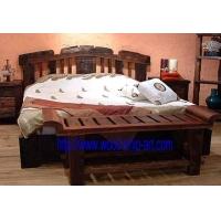 船木家具-贵妃床