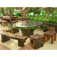船木家具-户外餐台
