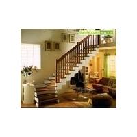山东楼梯青岛钢木楼梯实木楼梯玻璃楼梯旋转楼梯钢结构