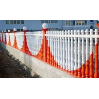 水泥艺术围栏【环保护栏,护栏厂家】