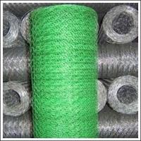 供应电镀锌六角网、PVC涂塑六角网、不锈钢六角网