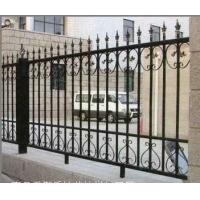 南京铁艺护栏-栏杆围墙-17