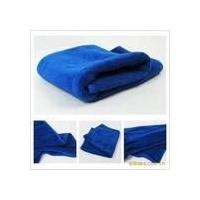 批发超细纤维毛巾,擦车巾,美容巾,超厚吸水巾