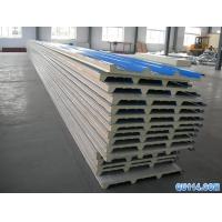聚氨酯夹芯屋面保温板1000型型号齐全w