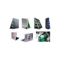 弯板:JB/T6092-85标准制造,材料HT200,工作面