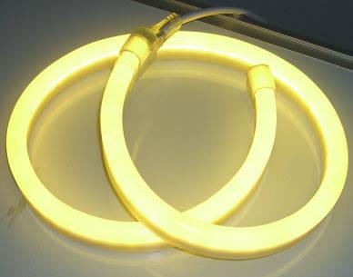 LED柔性霓虹灯带(暖白