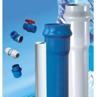 PVC-U环保给水管 联塑 管材管件