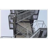高空塔架平台钢格板立体停车场钢格栅板炼油厂钢格板