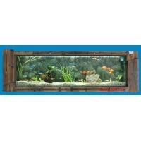 三原色壁挂水族箱、生态水族箱