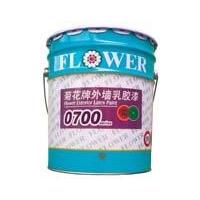 菊花牌外墙乳胶漆0700类