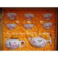 北京茶具批发 北京功夫茶具礼品 景德镇陶瓷茶具厂