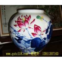 北京艺术收藏品 北京陶瓷收藏礼品 景德镇陶艺大师作品