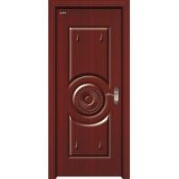 广西室内套装门电解板钢质门|免漆门|PVC门